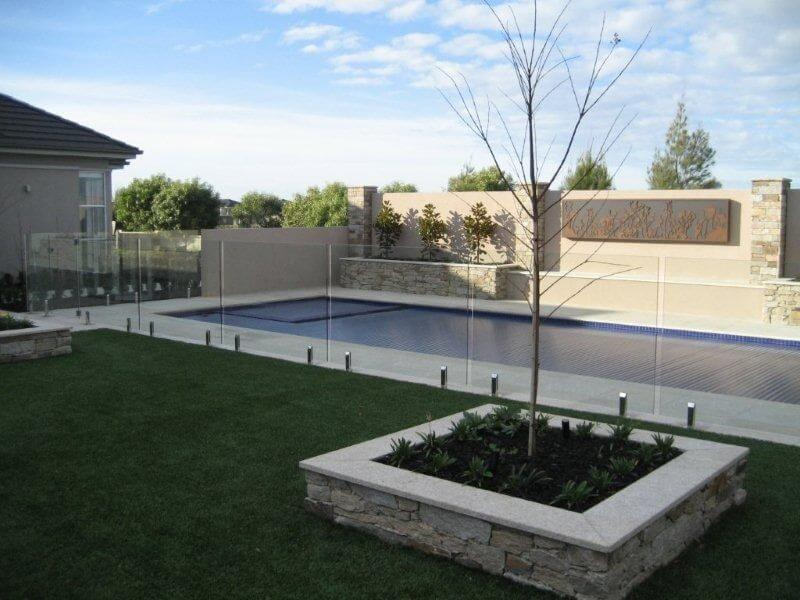 Glass Pool Fencing Melbourne - Frameless Glass In HAWTHORN