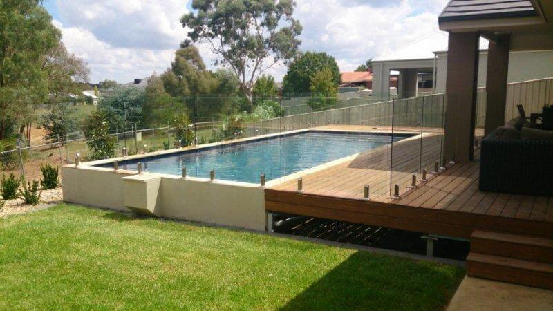 Glass Pool Fencing Melbourne - Frameless Glass In DONCASTER