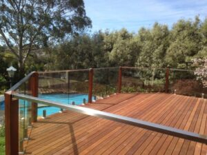 Glass Pool Fencing Melbourne - Glass Balustrade Bentleigh