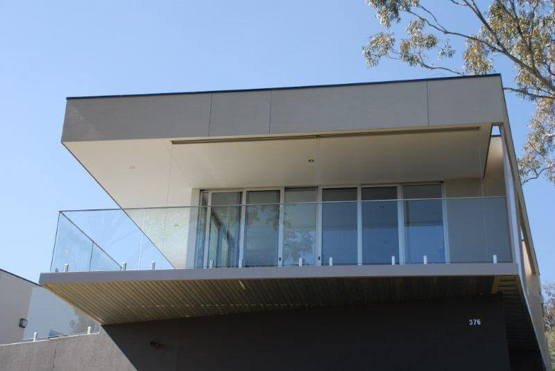 Glass Pool Fencing Melbourne - Glass Balustrade KEW