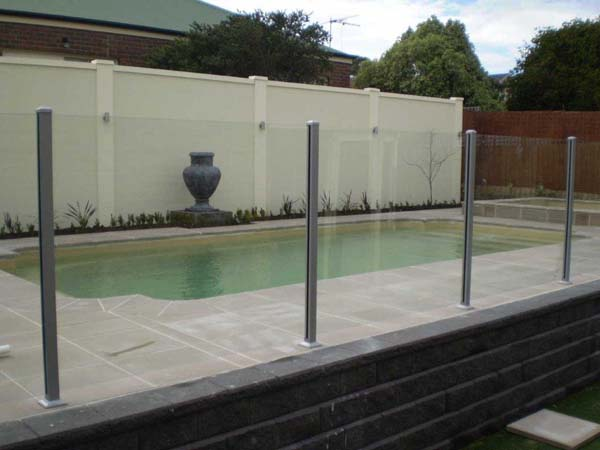 Glass Pool Fencing Melbourne - Pool Compliance