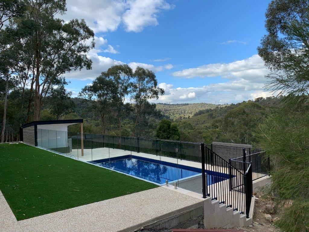 DIY Pool Fencing Image